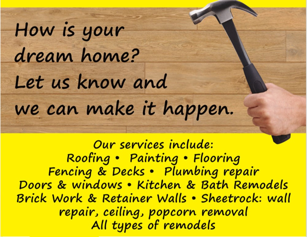 Rent My Dad Remodeling And Handyman Services A